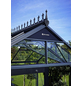 JULIANA Gewächshaus »Gärtner«, B x L x H: 368  x 511  x 287  cm, Aluminium/Polycarbonat (PC)-Thumbnail