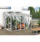 VITAVIA Gewächshaus »Helena«, B x L x H: 265,9  x 334,3  x 238,8  cm-Thumbnail
