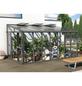 VITAVIA Gewächshaus »Helena«, B x L x H: 265,9  x 460,1  x 238,8  cm, Aluminium/Glas-Thumbnail