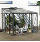 VITAVIA Gewächshaus »Helena«, B x L x H: 266  x 271  x 239  cm, Aluminium/Glas-Thumbnail