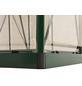 PALRAM Gewächshaus »Hybrid«, 3,7 m², Kunststoff/Aluminium, winterfest-Thumbnail