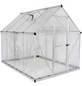 PALRAM Gewächshaus »Hybrid«, 4,3 m², Kunststoff/Aluminium, winterfest-Thumbnail