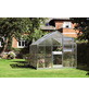 JULIANA Gewächshaus »Junior«, B x L x H: 273  x 296  x 257  cm, Aluminium/Polycarbonat (PC)-Thumbnail