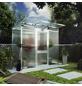 KGT Gewächshaus »Linea«, 2,57 m², Kunststoff/Aluminium, winterfest-Thumbnail