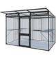 KGT Gewächshaus »Linea«, B x L x H: 297  x 217  x 220  cm, Aluminium/Polycarbonat (PC)-Thumbnail