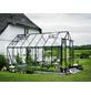 HALLS Gewächshaus »Magnum«, 11,46 m², Aluminium-Thumbnail