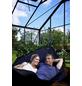 JULIANA Gewächshaus »Orangerie«, B x L x H: 439  x 296  x 267  cm, Aluminium-Thumbnail