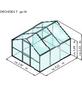 KGT Gewächshaus »Orchidee«, B x L x H: 297  x 323  x 233  cm, Aluminium/Polycarbonat (PC)-Thumbnail