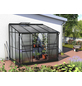 VITAVIA Gewächshaus »Osiris«, B x L x H: 262,1  x 201,4  x 220,8  cm, Aluminium/Polycarbonat (PC)-Thumbnail