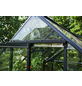 Gewächshaus »Popular«, B x L x H: 193  x 257  x 12  cm, Aluminium/Glas-Thumbnail