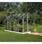 JULIANA Gewächshaus »Popular«, BxHxL: 193 x 195 x 319 cm, Glas/Aluminium-Thumbnail