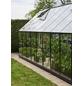 HALLS Gewächshaus »Qube«, 13 m², Aluminium-Thumbnail