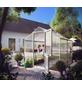 KGT Gewächshaus »Rose«, 5,06 m², Kunststoff/Aluminium, winterfest-Thumbnail
