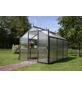 KGT Gewächshaus »Rose«, 7,53 m², Kunststoff/Aluminium, winterfest-Thumbnail