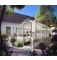 KGT Gewächshaus »Rose«, B x L x H: 233  x 217  x 215  cm, Aluminium/Polycarbonat (PC)-Thumbnail