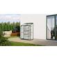 VITAVIA Gewächshaus »Styx«, 0,9 m², Kunststoff/Aluminium, winterfest-Thumbnail
