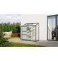VITAVIA Gewächshaus »Styx«, 1,3 m², Kunststoff/Aluminium, winterfest-Thumbnail