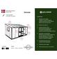 JULIANA Gewächshaus »Veranda«, B x L x H: 439  x 293  x 245  cm, Aluminium/Polycarbonat (PC)-Thumbnail