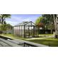 VITAVIA Gewächshaus »Zeus«, 10 m², Kunststoff/Aluminium, winterfest-Thumbnail