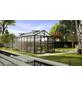 VITAVIA Gewächshaus »Zeus«, 15,7 m², Kunststoff/Aluminium, winterfest-Thumbnail