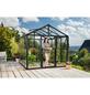 VITAVIA Gewächshaus »Zeus«, 8,1 m², Aluminium/Glas, winterfest-Thumbnail