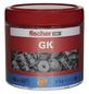 FISCHER Gipskartondübel, GK, Nylon, 160 Stück, 12 x 22 mm-Thumbnail