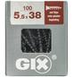 SPAX Gipsschraube, 5,5 mm, Stahl, 100 Stk., GIX G 5,5x38 L-Thumbnail