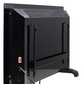 ROWI Glas-Wärmekonvektor »HGK 2000/2/1 TDF«, 2 kW (max.), mit Timerfunktion-Thumbnail