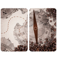 WENKO Glasabdeckplatte »Universal Kompass«, 30 cm-Thumbnail