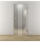NOVADOORS Glasdrehtür »NOVA 502«, Anschlag: rechts, Höhe: 197,2 cm-Thumbnail