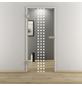 NOVADOORS Glasdrehtür »NOVA 502«, klar, Höhe: 197,2  cm-Thumbnail
