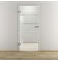 NOVADOORS Glasdrehtür »NOVA 503«, (BxH): 95,9 x : 197,2 cm-Thumbnail