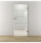 NOVADOORS Glasdrehtür »NOVA 503«, mattiert, Höhe: 197,2  cm-Thumbnail