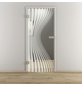 NOVADOORS Glasdrehtür »NOVA 543«, klar, Höhe: 197,2  cm-Thumbnail