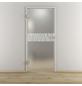NOVADOORS Glasdrehtür »NOVA 546«, Anschlag: links, Höhe: 197,2 cm-Thumbnail