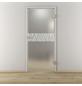 NOVADOORS Glasdrehtür »NOVA 546«, Anschlag: rechts, Höhe: 197,2 cm-Thumbnail