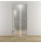 NOVADOORS Glasdrehtür »NOVA 548«, Anschlag: links, Höhe: 197,2 cm-Thumbnail