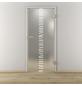 NOVADOORS Glasdrehtür »NOVA 548«, Anschlag: rechts, Höhe: 197,2 cm-Thumbnail