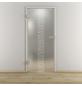 NOVADOORS Glasdrehtür »NOVA 549«, Anschlag: links, Höhe: 197,2 cm-Thumbnail