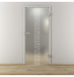 NOVADOORS Glasdrehtür »NOVA 549«, Anschlag: rechts, Höhe: 197,2 cm-Thumbnail