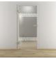 NOVADOORS Glasdrehtür »NOVA 550«, mattiert, Höhe: 197,2  cm-Thumbnail