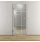 NOVADOORS Glasdrehtür »NOVA 553«, Anschlag: links, Höhe: 197,2 cm-Thumbnail