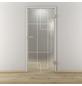 NOVADOORS Glasdrehtür »NOVA 553«, Anschlag: rechts, Höhe: 197,2 cm-Thumbnail