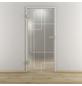 NOVADOORS Glasdrehtür »NOVA 553«, mattiert, Höhe: 197,2  cm-Thumbnail