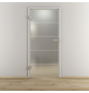 NOVADOORS Glasdrehtür »NOVA 582«, Anschlag: links, Höhe: 197,2 cm-Thumbnail