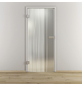 NOVADOORS Glasdrehtür »NOVA 584«, mattiert, Höhe: 197,2  cm-Thumbnail