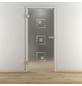 NOVADOORS Glasdrehtür »NOVA 587«, Anschlag: links, Höhe: 197,2 cm-Thumbnail