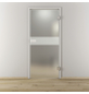 NOVADOORS Glasdrehtür »NOVA 593«, Anschlag: rechts, Höhe: 197,2 cm-Thumbnail