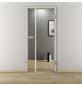 NOVADOORS Glasdrehtür »NOVA 598«, (BxH): 83,4 x : 197,2 cm-Thumbnail