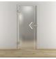 NOVADOORS Glasdrehtür »NOVA 599«, Anschlag: links, Höhe: 197,2 cm-Thumbnail